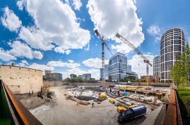 Výstavba Máj 2021