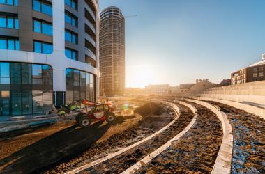 Výstavba Január 2020