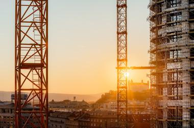 Výstavba Marec 2020